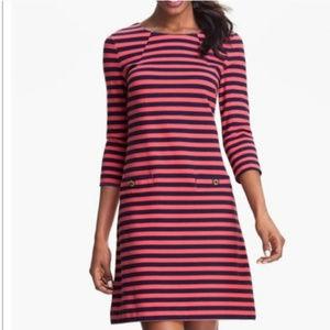 Lilly Pulitzer Charlene Shift Dress Pink & Blue XL